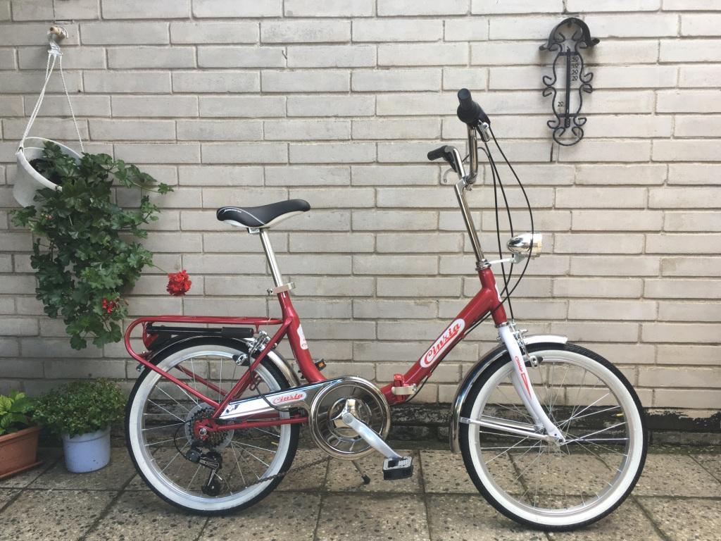 Firenze skladaci bicykel fotka