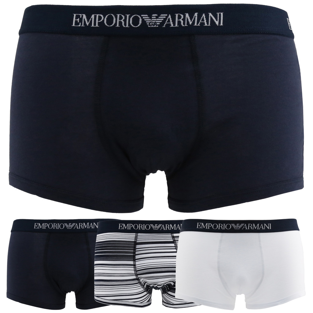 7407ce59f7 Emporio Armani 3 pack pánske boxerky