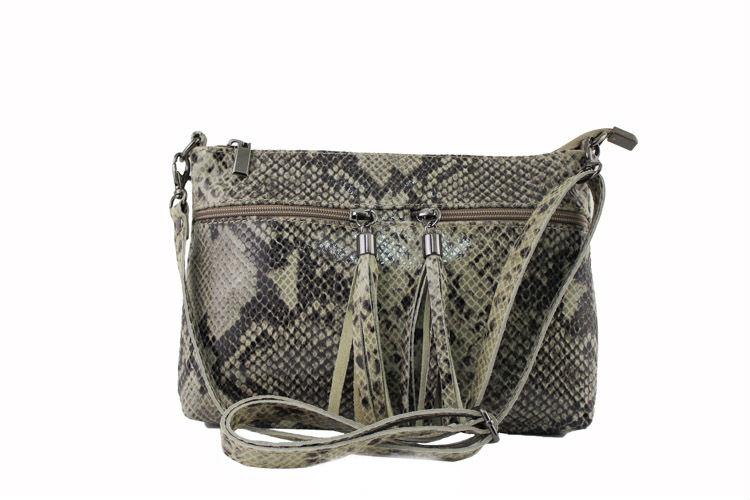 df8f25327 Lea dámska kožená listová kabelka | Točoide.sk
