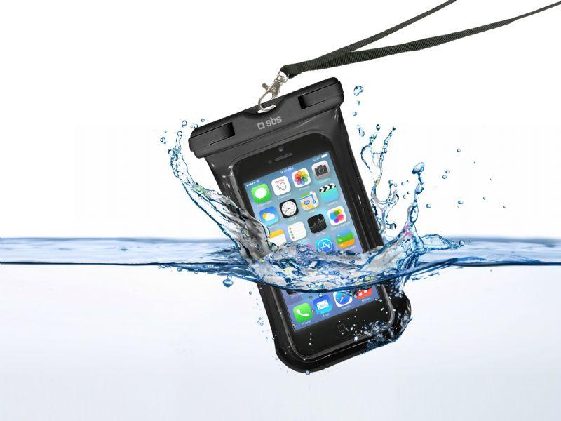 Proof vodotesné puzdro na mobil a iné cennosti čierne  15dabcc1aec