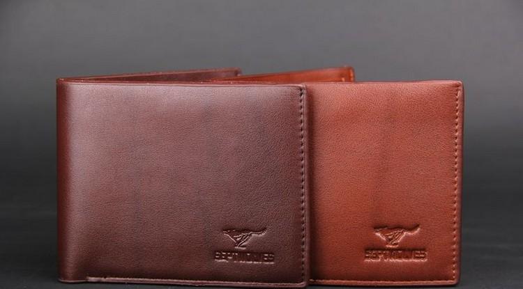 6bd5cb8bf Septwolves pánska kožená peňaženka
