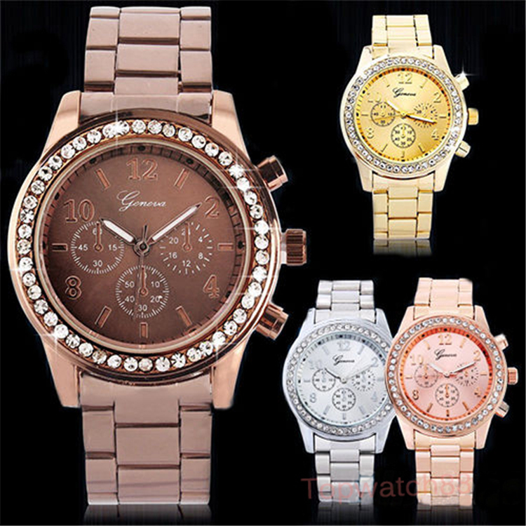 f962e02bf Geneva dámske náramkové hodinky | Točoide.sk