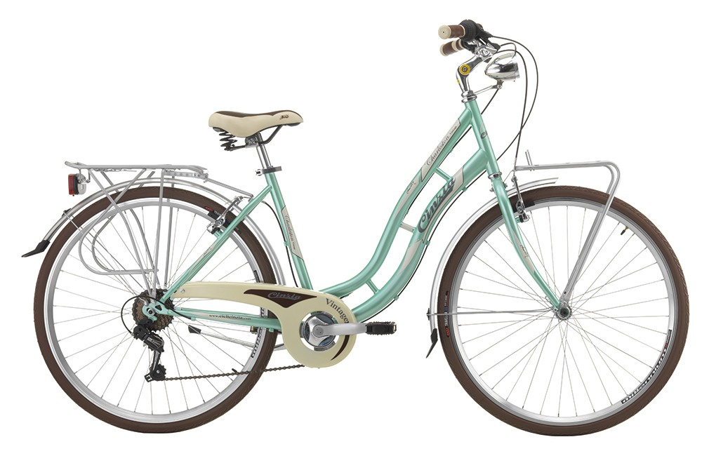 Charleston Lady Hi-Tension dámsky bicykel 28