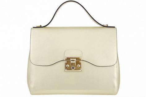 5f47722743 Denisa luxusná dámska kožená kabelka