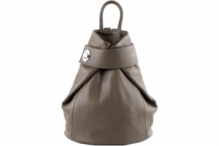 1d9ebdee66 Made in Italy dámsky kožený ruksak Stella empty