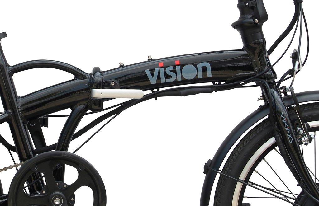 Viking Vision 2017 Skladaci Elektrobicykel 20 Tocoide Sk
